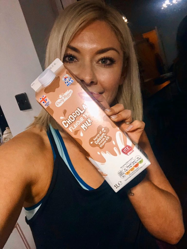 Post Exercise Recovery Techniques- because who wants an excuse to drink chocolate milk!?